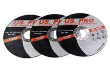 US PRO 50 Pack Professional 115 X 1.0 X 22.2mm Cutting Discs S/steel NEW 8151