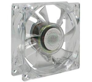 Ventola box Cooler Master BC 80 LED Green Verde (R4-BC8R-18FG-R1) - 80 mm