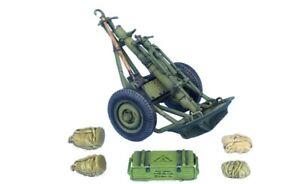 First Legion RUSSTAL043 WWII Russian 120mm Heavy Mortar Limbered