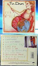 Tin Drum - Real World (CD, 1995, Brainstorm, USA)