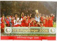 FC Bayern München + DFB Pokal Sieger 2006 + Fan Big Card Edition F150 +
