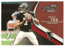 2002 Playoff Piece of the Game MICHAEL VICK #3 Falcons Eagles