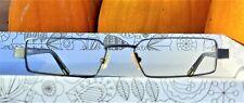 JHANE BARNES Eyeglasses Monomial BLK Men Optical Frame Spectacles Authentic