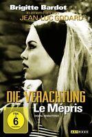 DIE VERACHTUNG-LE MEPRIS/DIGITAL REM. - BARDOT,BRIGITTE/PICCOLI,MICHEL  DVD NEU