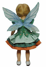 "Boneka Fairy Wings for 18-20cm/7-8"" Dolls/elfi ala per bambole 18-20cm"