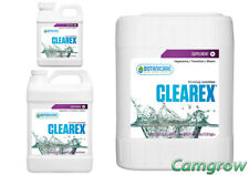 Botanicare Clearex - Salt Leaching Nutrient Flush Solution Enhance Flavours