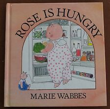 Rose is Hungry - Marie Wabbies