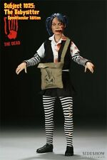SIDESHOW EXCLUSIVE THE DEAD SUBJECT 1025 THE BABYSITTER SPOOKTACULAR 1/6 FIGURE
