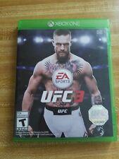 UFC 3 XboxOne Case