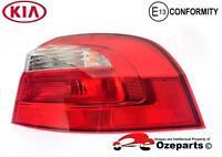 GENUINE RH Right Hand Tail Light Lamp Non LED For Kia Rio UB 3/5 Dr Hatch 11~16