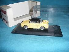 648A Kit Resina Miniroute SVM 84 Renault 4CV Autobleu 1/43 Scatola Modellino