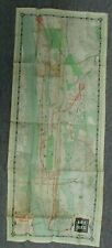 1910 American Real Estate Co. NEW YORK CITY REAL ESTATES HOLDINGS Map & Bond Ad