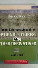 Student Solutions Manual for Options, Futures, and Other Derivatives (7th ed.) P