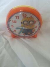 Minion clock With Light