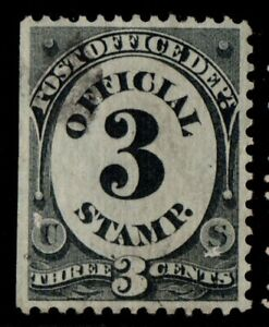 O37 Official Stamp United States used well centered