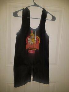 Titan Spartan Squat Suit Size 28 black (Lightly Used)