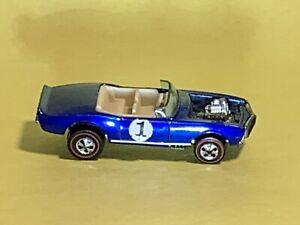 RedLine 1969 Blue Light-My-Firebird (Spoilers) C9+ Wow Take A Look👀