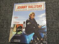 "CD-LIVRE ""JOHNNY HALLYDAY - LORADA (1995)"""