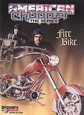 American Chopper: The Series - Fire Bike (DVD, 2003)
