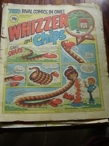 JOB LOT X 12 VINTAGE WHIZZER AND CHIPS 1982 - 1990 ALL DIFFERENT TURTLES BOOKLET