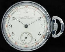 Antique 1889 Waltham 18s 15j Adjusted P.S. Bartlett Pocket Watch out of Estate!