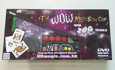 Il caso WOW spettacolo di magia MAGIA MAGO TRUCCHI oltre 200 dvd e manuale Inc.