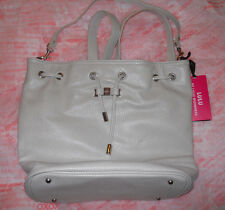 Lulu Guinness Stone On the Sling Backpack Tote Hand Bag *new*