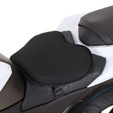 Tourtecs Motorrad Gel Sitzkissen für Sitzbank - L 37x29x2,5cm Gelkissen