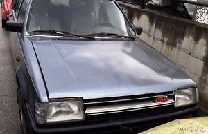 TOYOTA TERCEL AL25 WAGON 4X4 4WD MODEL 1982 1986 BONNET HOOD USED