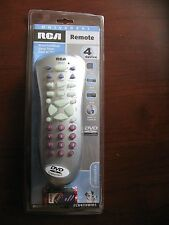 RCA Universal remote for 4 devices with batteries
