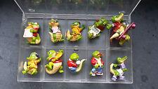 Paket- & Sammlung Crazy Crocos Überraschungseier-Sammlerobjekte