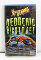 Spider-Man: A Neogenic Nightmare VHS Video Movie Clamshell Spiderman Marvel