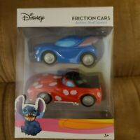 Disney Lilo & Stitch Friction Cars - Action and Speed NEW In Box