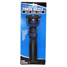 SM Arnold 6-Pattern Car Washing Torch Hose Nozzle for Auto Home Garden Boat