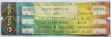 Elvis Costello Original Unused Concert Ticket Long Beach Arena 14th Feb 1979