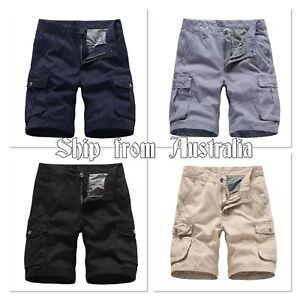 High Quality Men's light Weight  Cargo shorts