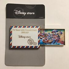 Disney Pin 71 Years With Donald Duck Disney Store Slider Le 1900 Japan
