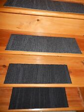 "13 = STEP Indoor  Stair Treads Staircase  8"" x 24""  Nylon Carpet."