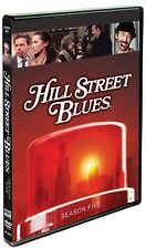 New: HILL STREET BLUES - Season Five (5 DISC SET!) DVD