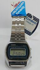 RARE VINTAGE CASIO Quartz LC Digital WATCH 110QS-37 - NEW OLD STOCK NOS - JAPAN