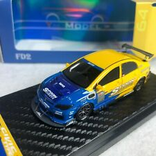 1/64 YM Model Honda Civic Type-R Fd2 Spoon Sport Ltd 2000 pcs