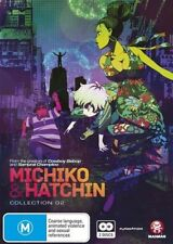 MICHIKO & HATCHIN / Collection 2 / New NOT Sealed / Region 4 / Rating M