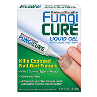 FungiCure Liquid Gel Anti-Fungal Treatment 0.35 fl oz (10.5 ml)