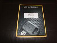 JOHN DEERE 450H 550H 650H CRAWLER DOZER PARTS CATALOG MANUAL PC2711