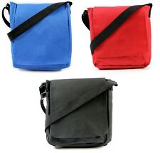 UNISEX COMPACT MESSENGER SHOULDER BAG  MAN BAG MUSIC BAG HOLIDAY TRAVEL STUDENT
