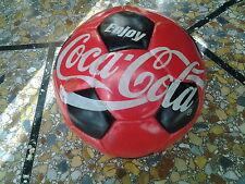 Pallone calcio Coca Cola