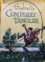 Thelwell's Compleat Tangler Good Condition Hardcover with Dust Jacket 1971