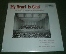 My Heart Is Glad Story Of Easter In Music~SEALED~Live 1964 Christian Gospel