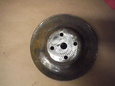 BIG BLOCK CHEVY 307 350  W/P PULLEY 1969-1974 APPLICATIONS. USED GM OEM #2