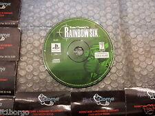 RAIMBOW six  psx PAL